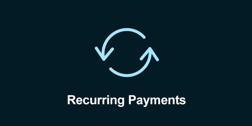 Регулярные платежи